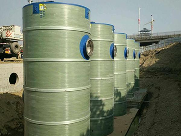 预制泵站排污泵的优点
